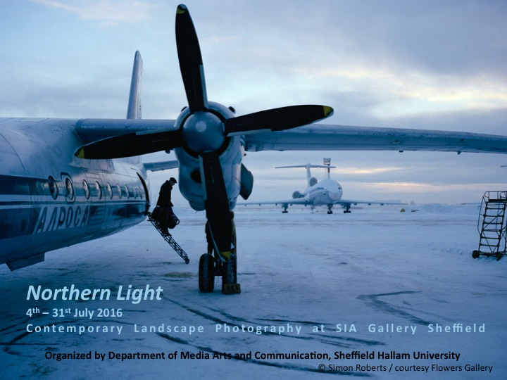 Northern Light exhibition Poster #2